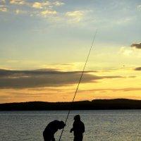 Рыбаки... :: Дмитрий Петренко