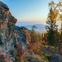Утро на скалах :: vladimir Bormotov