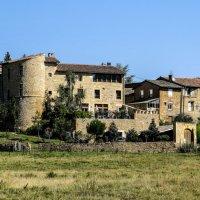 замок в деревни Аликс (Alix) :: Георгий