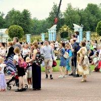 У Екатерининского дворца ,,давали,, оперу  4 :: Сергей