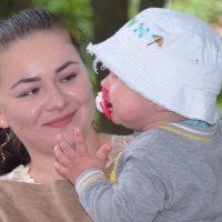 Мой малыш! :: Валентина  Нефёдова