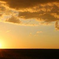 Закат в Амурской области :: Юлия Долгополова