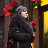 Фотопрогулка с Мариной :: Сергей Ронин