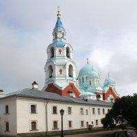 Валаамский Свято-Преображенский мужской монастырь :: Александр Алексеев