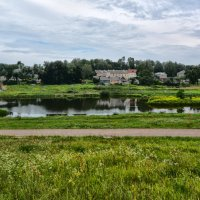Усадьба Чапских в деревне Прилуки :: Виктор Журбенков