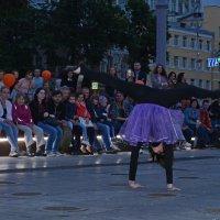 Шпагат!!!! :: Андрей + Ирина Степановы