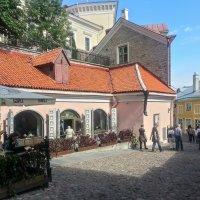 Старый Таллин. Эстония. :: Олег Кузовлев
