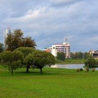 Минск. Пейзаж. :: Александр Сапунов