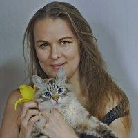 ....семейство      кошачьих... :: Георгий Никонов
