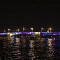 Питерский мост :: Юрий Пузанов