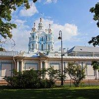 Смольный монастырь :: Евгений