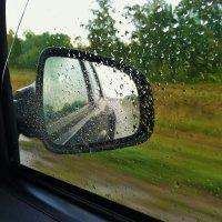 Попали под дождь... :: °•●Елена●•° ♀