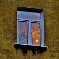 Окно... :: Евгений Яхим