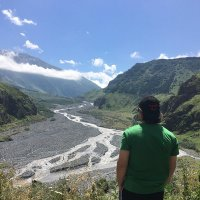 Жинвальское водохранилище :: Юлия