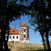 Башня Мирского замка :: Александр Сапунов