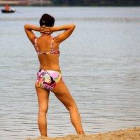 Под ласковым солнцем июля. :: barsuk lesnoi