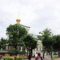 Сергиев Посад :: раиса Орловская