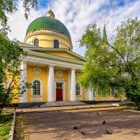 Зеленый купол :: dragonflight78.klimov