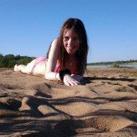 Мягкий песочек :: Светлана Громова