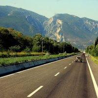 дорога в горах :: Ольга