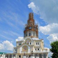 Дивеевский женский монастырь. :: Виктор Орехов