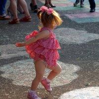 Танцульки 3. :: Вера Литвинова
