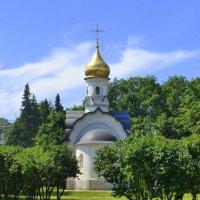 Храм-часовня святого Василия Великого :: Татьяна Лобанова