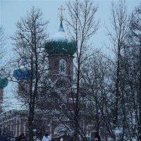 зимние забавы :: Сергей Кочнев