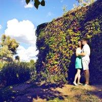 Love story в парке :: Яна Яворская