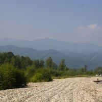 Горный хребет Хамар-Дабан :: Ульяна Северинова Фотограф