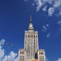 Дворец науки и культуры, Варшава :: Александр Матвеев