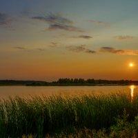 закат :: Евгений Целищев