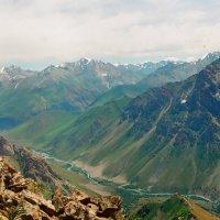 Долина Ойгаинга. :: Виктор Осипчук