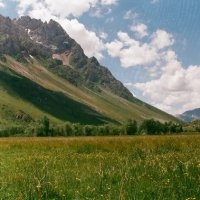 Долина Ойгаинга :: Виктор Осипчук
