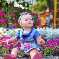 Самый красивый цветочек! :: Jenya Kovalchuk