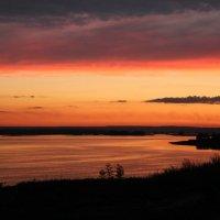 Закат над Свиягой :: Мария Артамонова