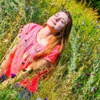 солнце такое теплое :: Анастасия Норина