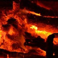 Пламя. :: Сергей Михайлов