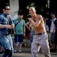 Танцоры Rock&;Roll. Токио. :: Николай