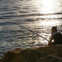 Красноморский рыбак :: Alex S.
