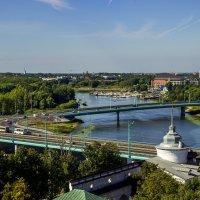 Вид на речку Которосль, г. Ярославль :: Aleksey Donskov