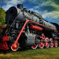 локомотив истории :: Pavel Stolyar