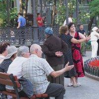 """Танцы """"Кому за......"""" :: Виолетта Козырева"""