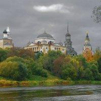 на высоком берегу :: sergej-smv