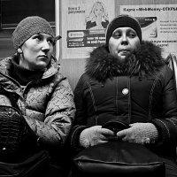 В метро :: Nn semonov_nn