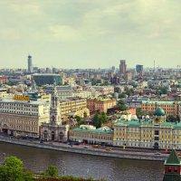Вид с Ивана Великого :: Валерий Шейкин