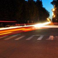 Вечерняя дорога :: Алексей Дубовецкий