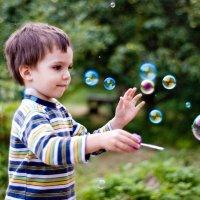 Детское счастье :: Ольга Фирсанова