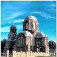 Храм Георгия Победоносца :: Евгений Кочуров