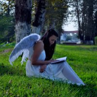 Ангел2 :: Юленька Shutova